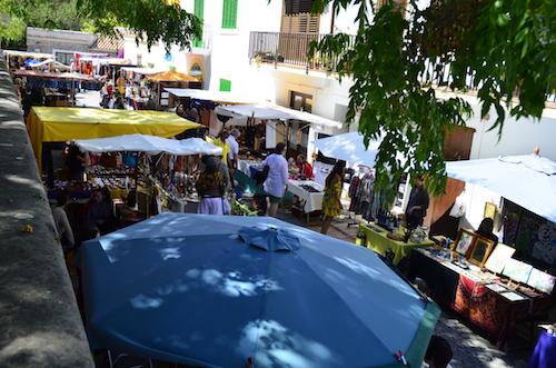 Markt in Sant Joan